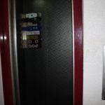 建物内のエレベーターです。
