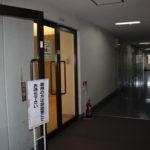 共有部分の廊下です。