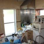 1階のキッチン部分です。