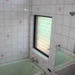 広々とした明るい浴室です。