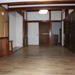 1階南側の居室です。
